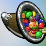 Automat Horn of Plenty online - wild symbol