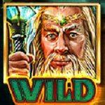 Wild symbol z online automatu Misty Forest
