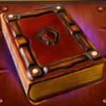 Speciální symbol z online automatu Page of Fortune Deluxe