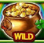 Wild symbol z herního automatu Pot O´Luck