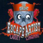 Symbol scatter z online automatu The Great Escape Artist