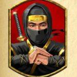 Speciální symbol ze hry automatu The Ninja