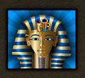 Symbol wild z hracího automatu Tutankhamun
