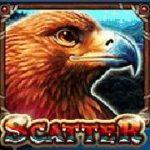 Scatter symbol z online automatu Wild Hills