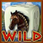 Wild symbol z hracího automatu Amazon´s Story