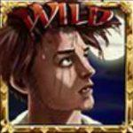 Wild symbol z online automatu Blood Lore: Wolf Pack