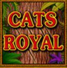 Symbol scatter - herní online automat Cats Royal
