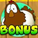 Bonusový symbol z online automatu Run Chicken Run online