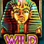 Wild symbol ze hry automatu The Power of Ankh