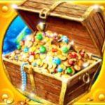 Symbol scatter z online automatu Treasure Reef