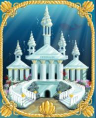 Online automat Palace of Poseidon - scatter symbol
