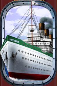 Speciální symbol ze hry automatu Ship of Dreams
