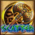 Symbol scatter z hracího automatu Amazons´ Battle