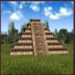 Symbol wild z herního automatu Aztec Glory