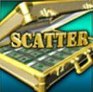 Scatter symbol - herní kasino automat Fast Money
