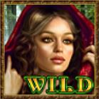 Wild symbol z online automatu Forest Tale