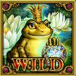 Widl symbol ze hry automatu Frog Story