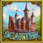 Scatter symbol z hracího automatu Frog Story