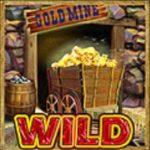 Wild symbol z herního automatu Gold Dust online