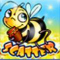 Scatter symbol z hracího kasino automatu Lucky Buzz