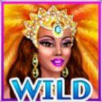 Wild symbol ze hry automatu Queen of Rio