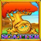 Scatter symbol z hracího automatu Wonder Tree online