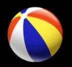 Symbol scatter z herního automatu Beach Party Hot