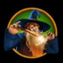 Bonusový symbol z hracího automatu Bell Wizard