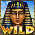 Wild symbol z kasino automatu The Great Egypt