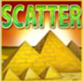 Scatter symbol ze hry automatu The Great Egypt