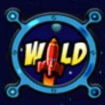 Symbol wild ze hry automatu Adventures in Orbit