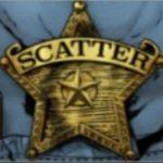 Scatter symbol z herního automatu John Doe