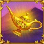 Speciální symbol ze hry online automatu Golden Lamp