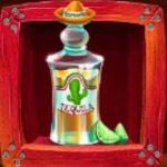 Symbol scatter ze hry automatu Tequila Fiesta
