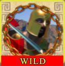Wild symbol z herního automatu Ares