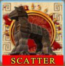 Symbol scatter z hracího automatu Ares bez registrace