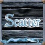 Scatter symbol z hracího automatu Riches from the Deep