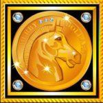 Symbol scatter ze hry online automatu Derby Dollars