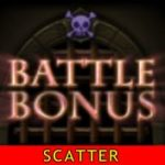 Scatter symbol z automatu zdarma Gladiator Wars