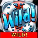 Wild symbol z hracího automatu Hydro Heat