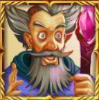 Symbol wild z herního online automatu Wild Wizards