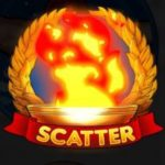 Scatter symbol ze hry automatu 2016 Gladiators online