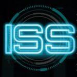 Symbol scatter z hracího automatu 2027 ISS