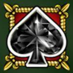 Symbol wild ze hry online automatu Ace of Spades