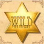 Wild symbol z hracího automatu Cowboy Treasure