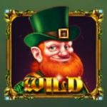 Wild symbol ze hry automatu Emerald Isle