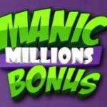 Symbol scatter z hracího automatu Manic Millions