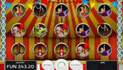 Online automatová hra Big Top Circus