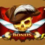 Symbol scatter z hracího automatu Five Pirates