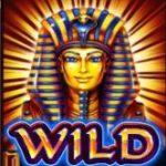 Wild symbol z herního automatu Pharaoh´s Tomb